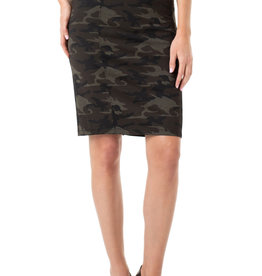 Liverpool Reese HR Skirt Olive