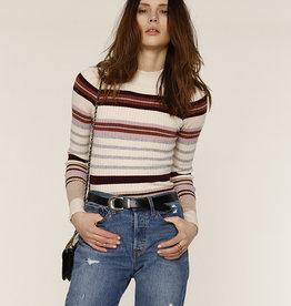 Heartloom Lennon Stripe Sweater Ivory