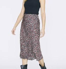 Sanctuary Everyday Midi Skirt Mod Cheetah