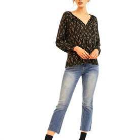 Veronica M Peasant Blouse Vergil