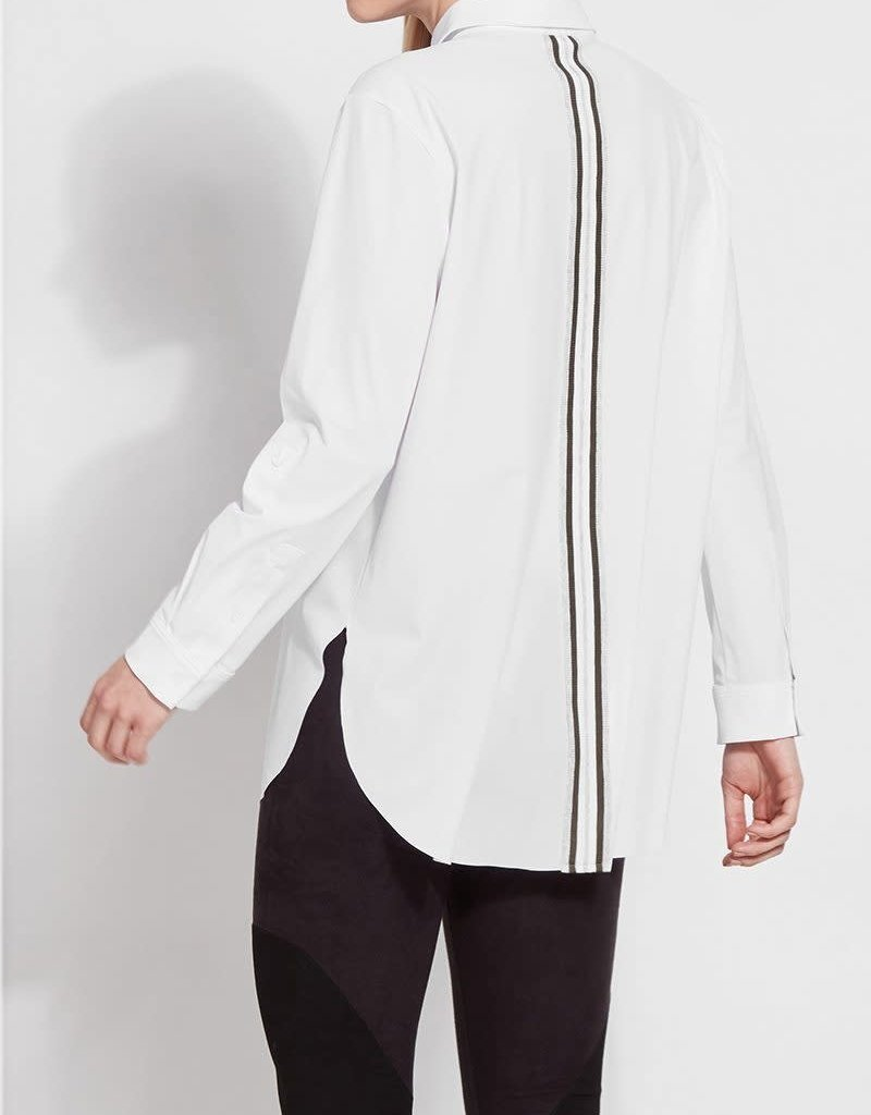 Stripe Schiffer White