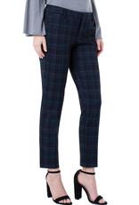 Kelsey Knit Trouser Black/Evergreen