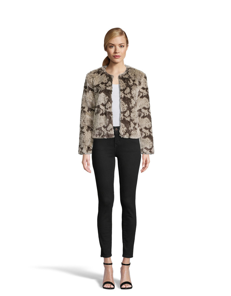 Snake Out Jacket Taupe