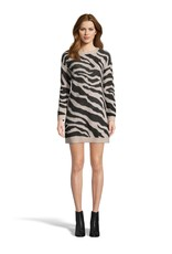 Life is Wild Zebra Sweater