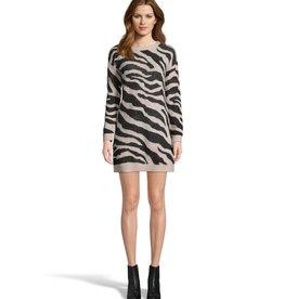 Life is Wild Zebra Sweater