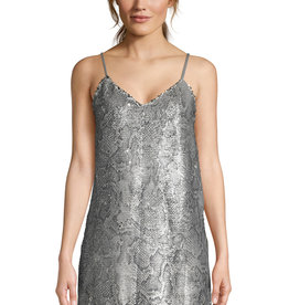 Candice Sequin Dress Latte