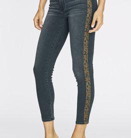 Social Standard Ankle Skinny w/ Leopard Tape