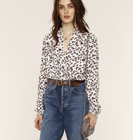 Camille Top Leopard
