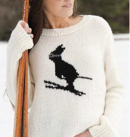 Ski Bunny Pullover Cream