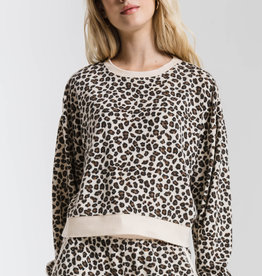 The Leopard Pajama Set