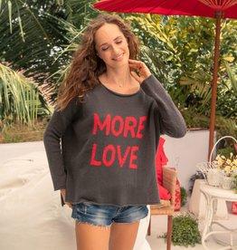 More Love Crew Sweater