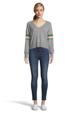 Hazel Sweater Light Grey