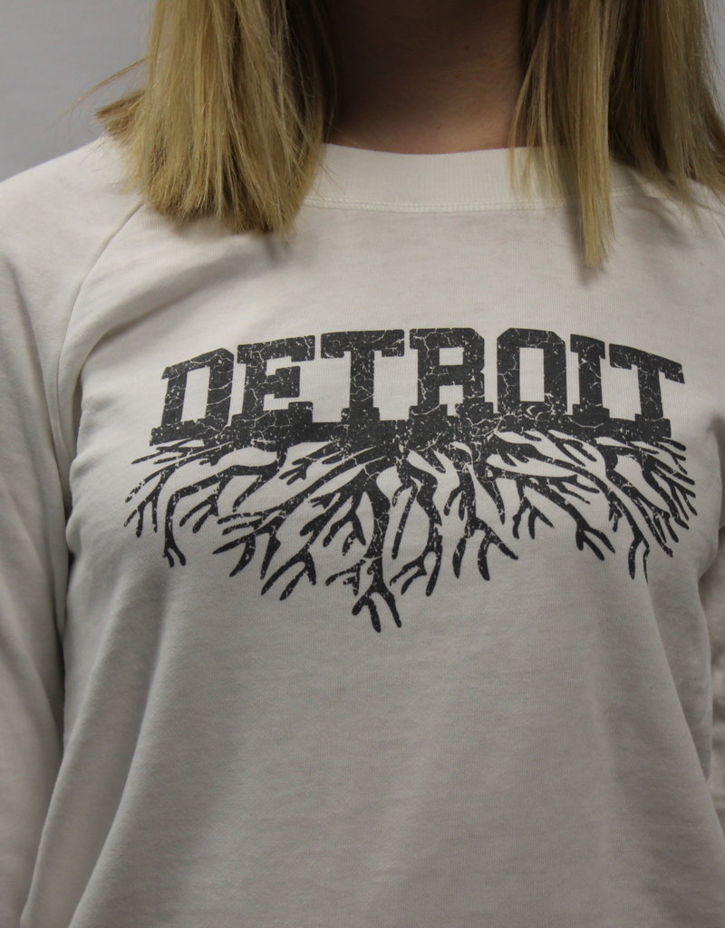 Detroit Roots Pull-Over