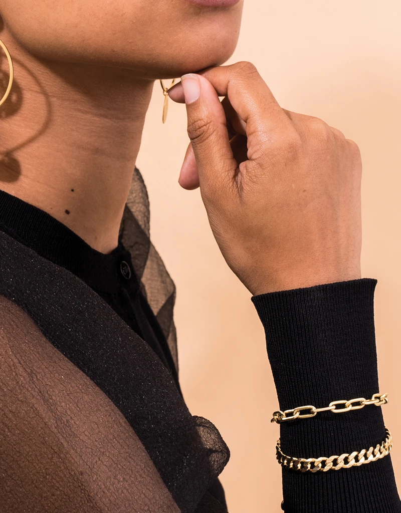 Quinn Double Bracelet