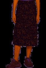 Everyday Midi Skirt Leopard