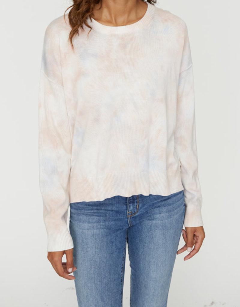 Sunsetter Tie Dye Sweater Cloud