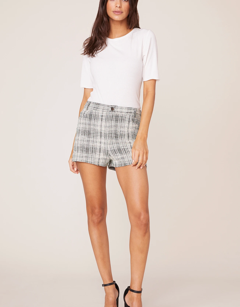 Tweed All About It Short Jade