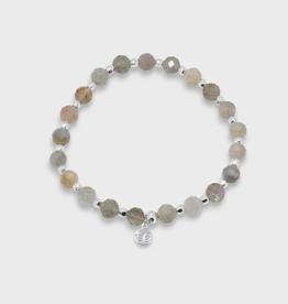 Power Gemstone Elastic Bracelet