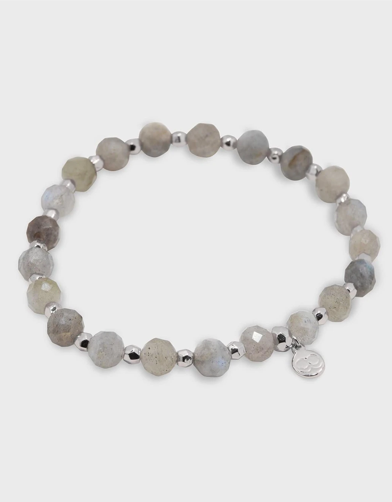 Power Gemstone Elastic Bracelet