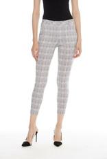 Gwyneth York Pant Grey Plaid