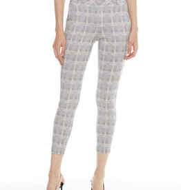 Gwyneth York Pant Grey Plaid