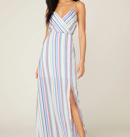 Stripe My Fancy Dress Multi