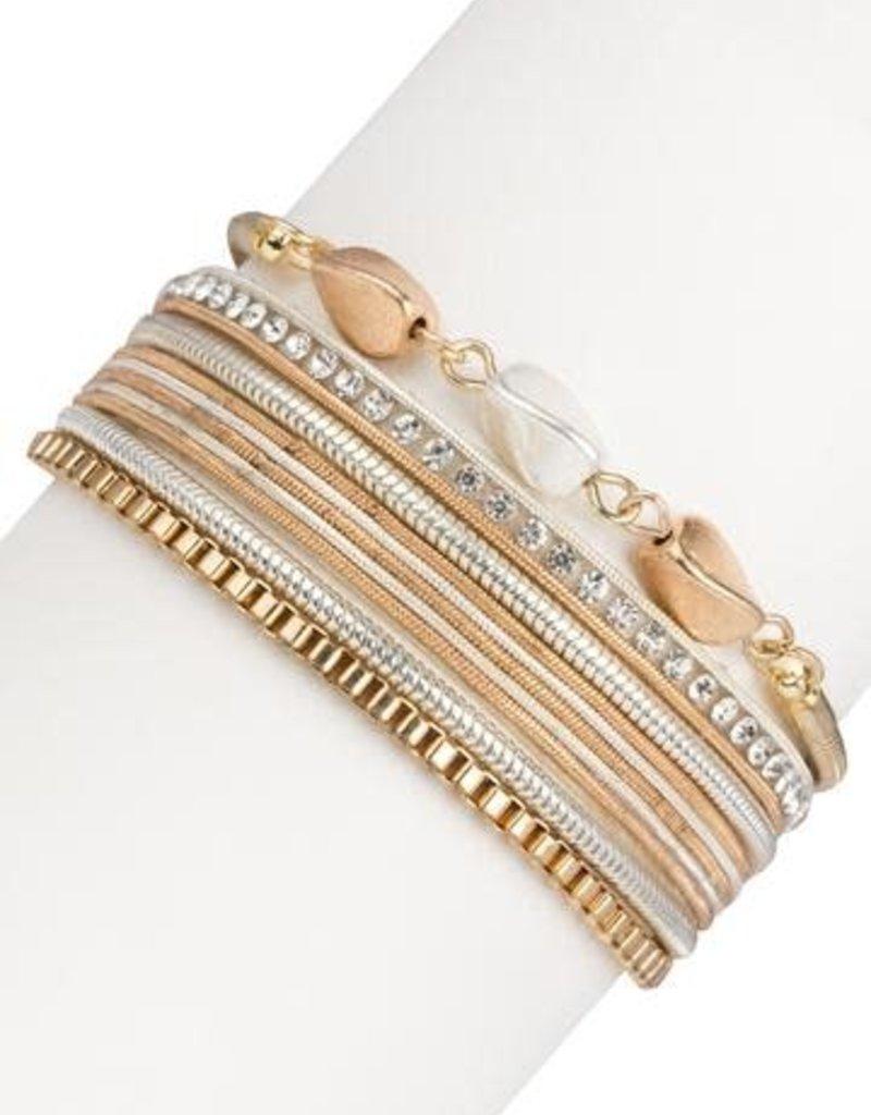 Georgia Wrap Bracelet