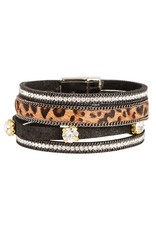 Small Multi Strand Bracelet