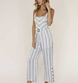 Kinley Jumpsuit Ivory