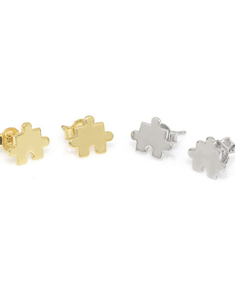 Anuja Tolia Puzzle Stud Earring