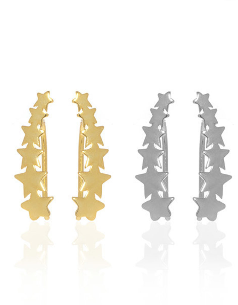 Anuja Tolia Star Climber Earring