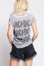 AC/DC Lightning Bolt Grey