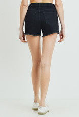 HR Frayed Short w/ Slit