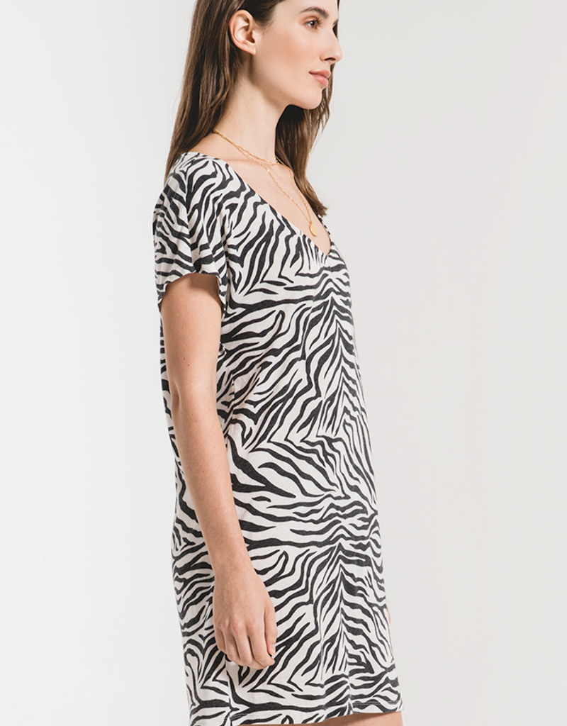 The Zebra Dress