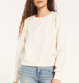 Zoe Sweatshirt Bone