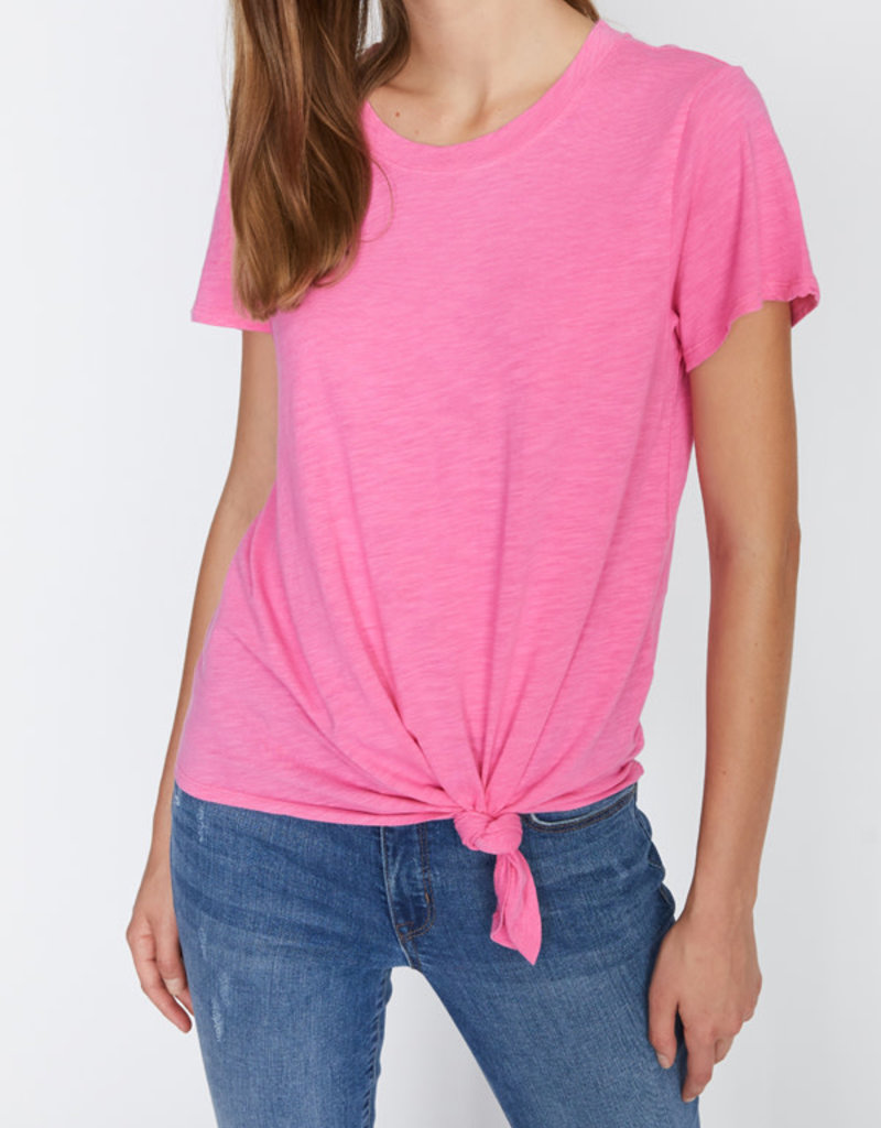 Perfect Knot Tee Pink