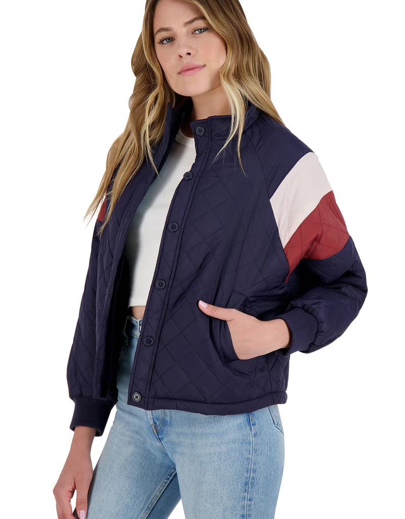 Training Day Jacket Ocean