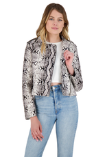 Watch Out Jacket Taupe