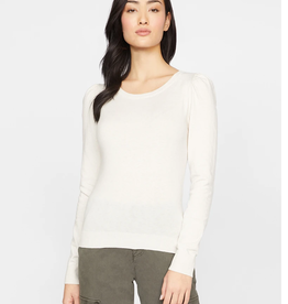 Statement Shoulder Sweater