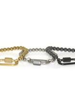Clip Bead Bracelet