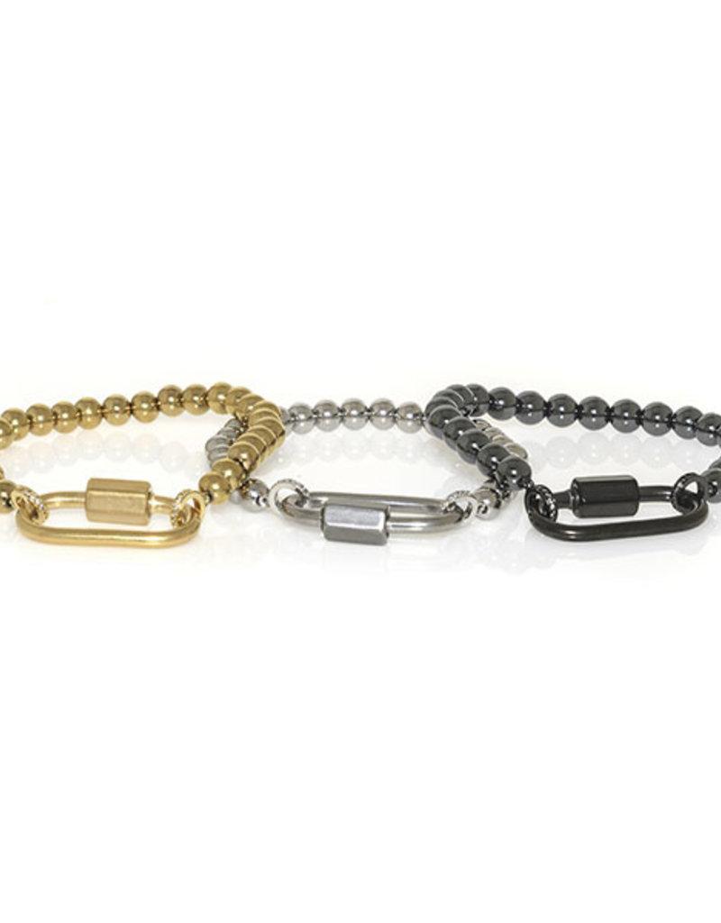 Anuja Tolia Clip Bead Bracelet