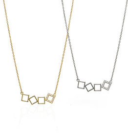Connect 4 Necklace