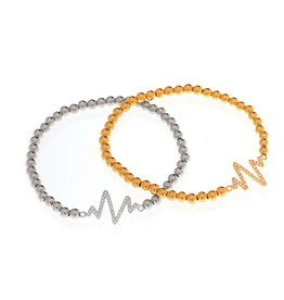 Anuja Tolia Heartbeat Bracelet