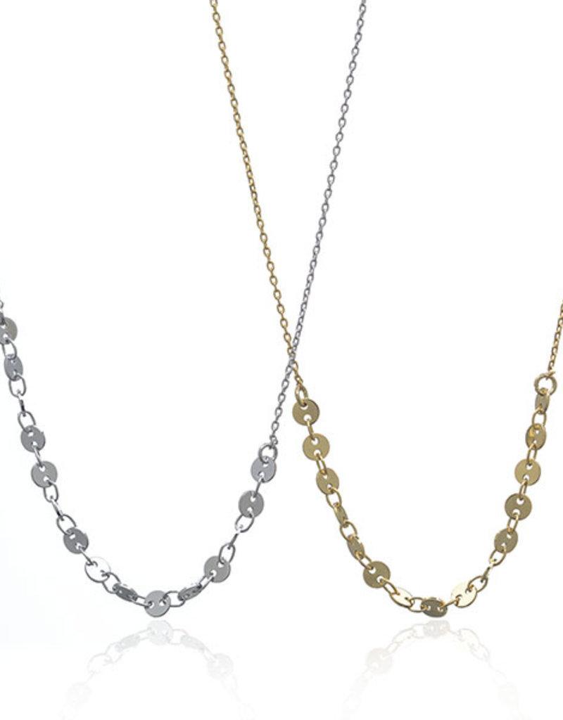 Anuja Tolia Sequins Necklace