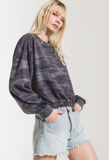 Camo Relaxed Pullover