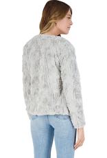 Come Cozy Jacket Grey