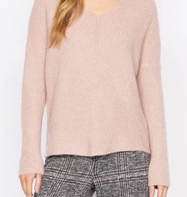Warm Me Up Sweater Rose