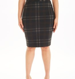 Kiera Skirt Plaid