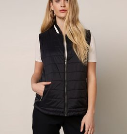 City Slicker Vest Black