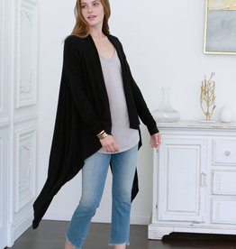 Another Love Faith Cardigan Black